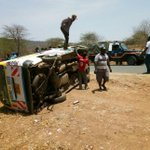 Three killed, 11 injured in Kitui-Machakos highway crash