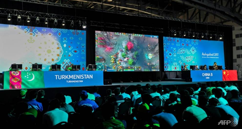 First eSports competition kicks off at Asian games in Turkmenistan