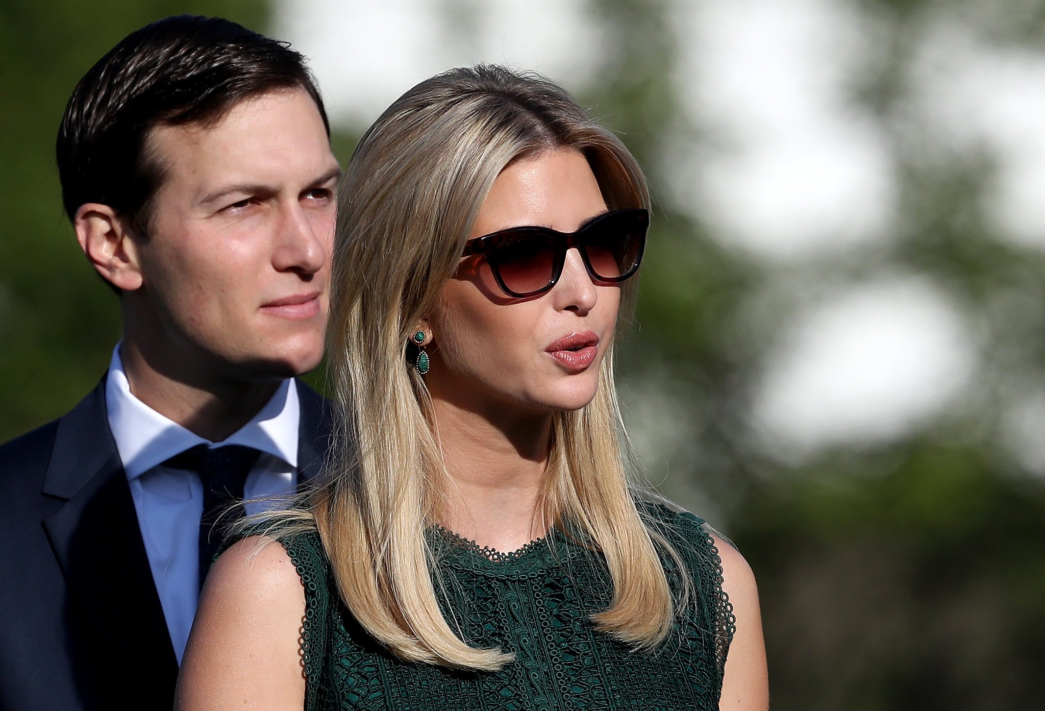 Exclusive: Ivanka Trump used a personal email account after inauguration https://t.co/yBSuHVv3fm https://t.co/6SBvX5pUWS
