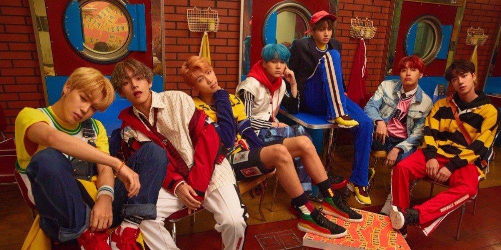 #BTSHOT100 #BTS achieve their goal to enter Billboard's 'Hot 100' with...