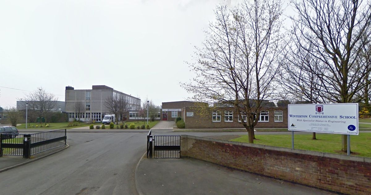 Girl, 16, arrested on suspicion of attempted murder after staff member stabbed at secondary school