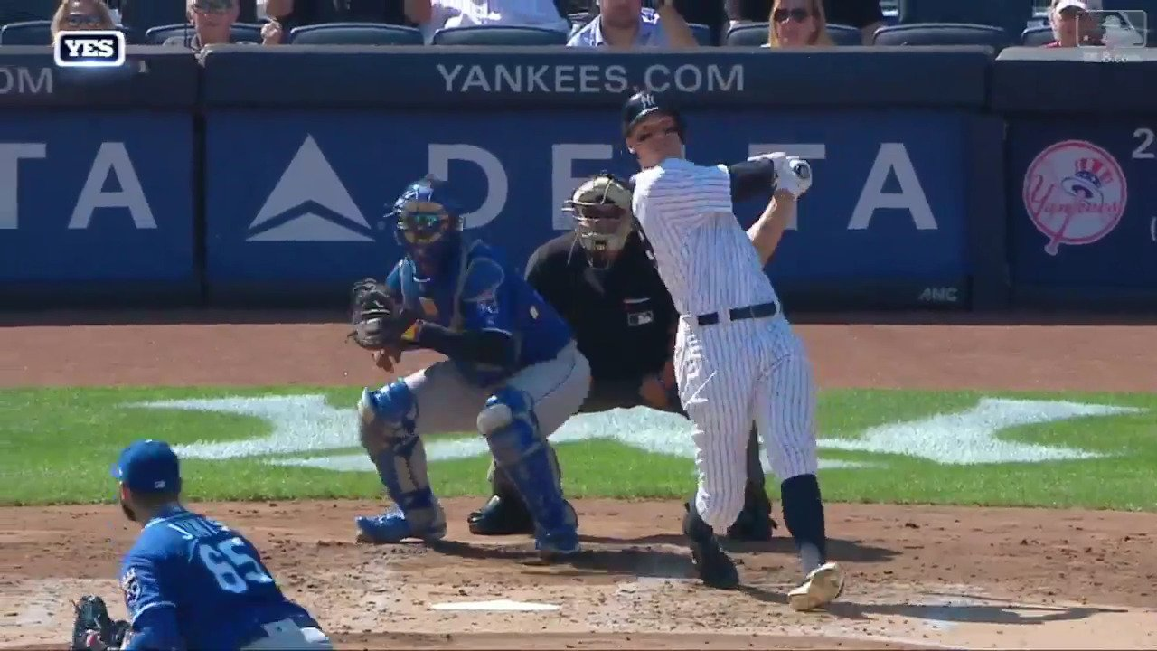 This is 50.   ALL 50 of @TheJudge44's home runs during his record-breaking season. https://t.co/TBaJziMDzU https://t.co/ns4vB21RPU