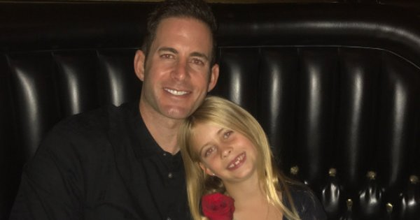 Tarek El Moussa made sure his daughter's birthday celebration was far from a flop.