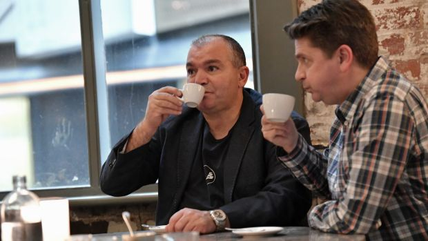 Bold Businesses podcast: Turning specialty coffee into a $50 million business at Veneziano Coffee