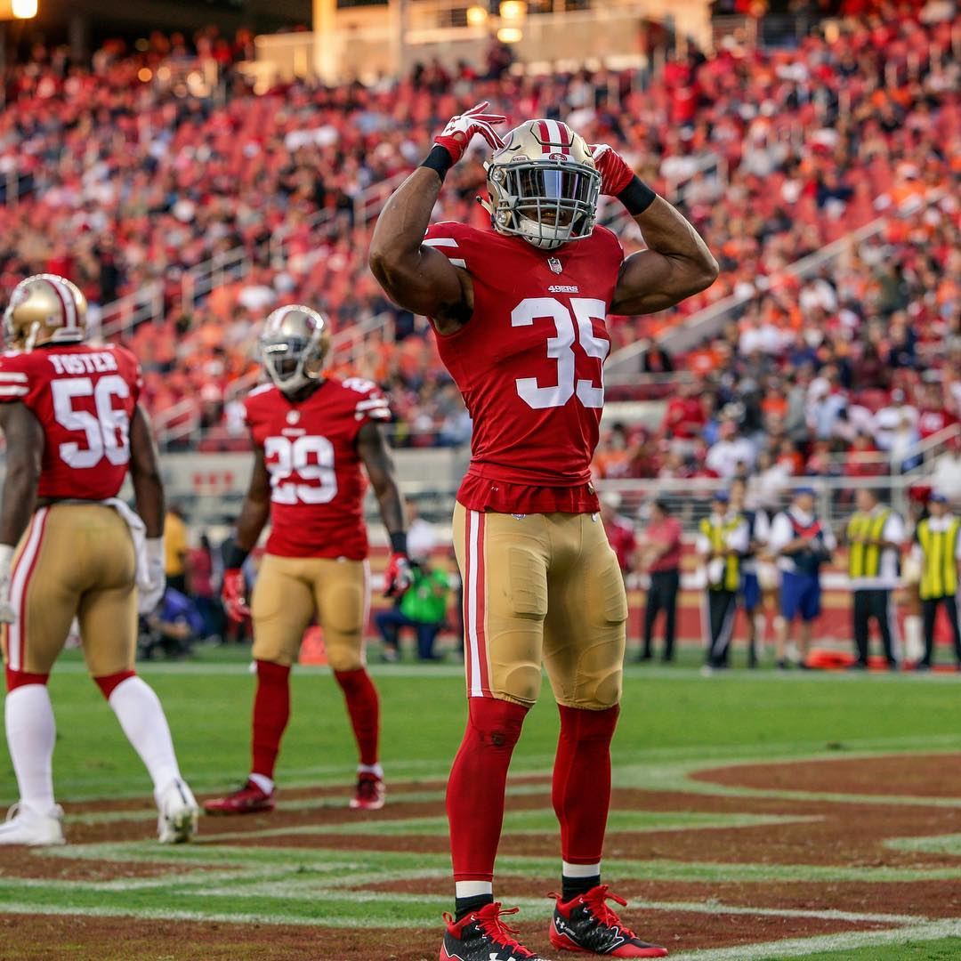 Check out my first blog of the season ���� #49ers  ����https://t.co/fEQsEwVYZK https://t.co/7QMZOllGqy