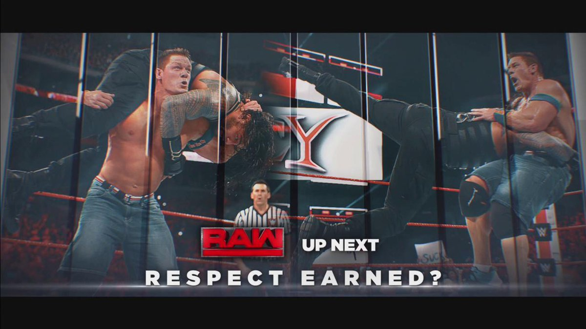 Al regreso #Raw #RawCL https://t.co/tmnHlIhebJ