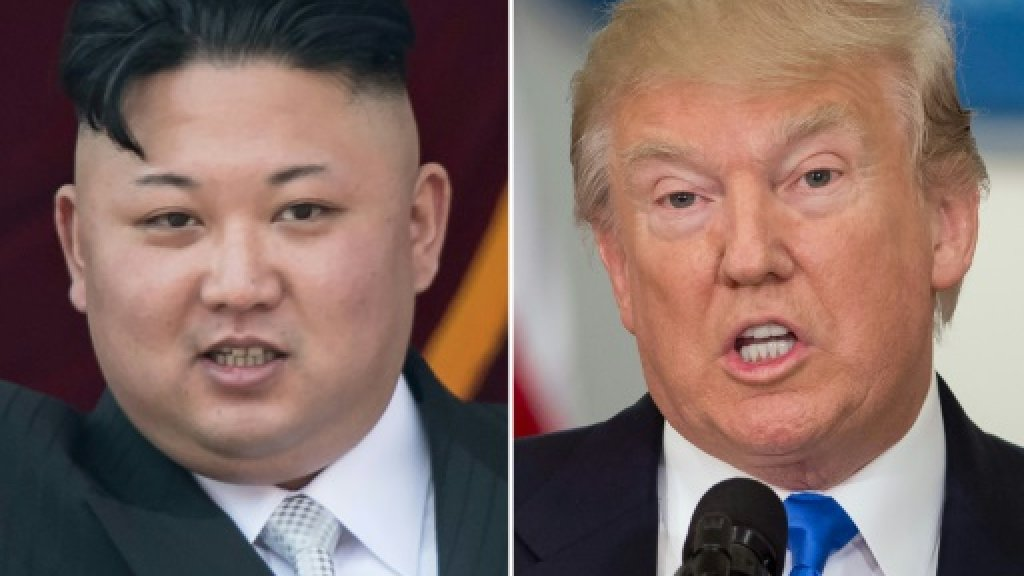 North Korea says Trump has declared war