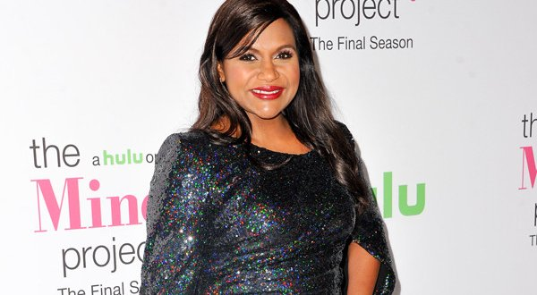 "Mindy Kaling's next project? Being a ""dorky mom."""