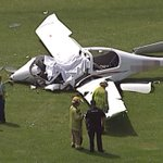Two men dead in light plane crash south-west of Brisbane