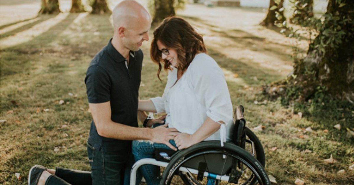 A Fall Left Her Paralyzed — Here's How She Rose