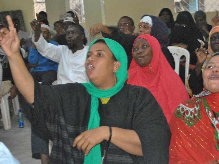 Malindi JP Muslims reject Mung'aro, ask for more roles