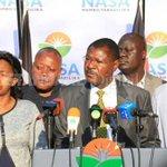 Moses Wetangula's security recalled ahead of anti-IEBC demos