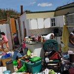 Trump: Puerto Rico zit zwaar in de problemen
