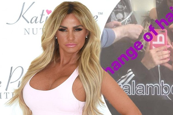 Katie Price reveals DRAMATIC new hair colour and style amid divorce claims