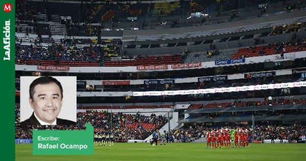 [A balón parado] La información que hace falta en los estadios, la columna de @rocampo https://t.co/alkLlM6fAB https://t.co/ESByflaoiv