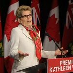 Wynne needs to start listening to businesses