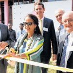 Solar plant, lab set to simplify learning