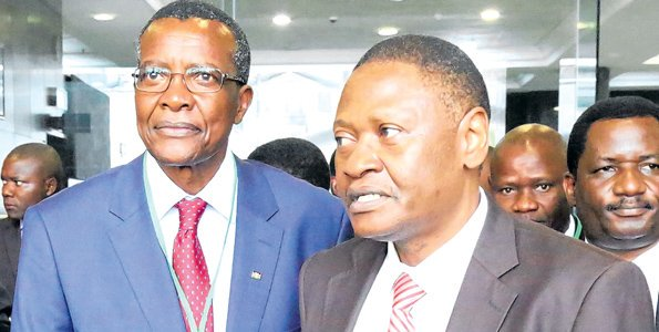 Kenyan Chief Justice Maraga in Dar es Salaam for conference