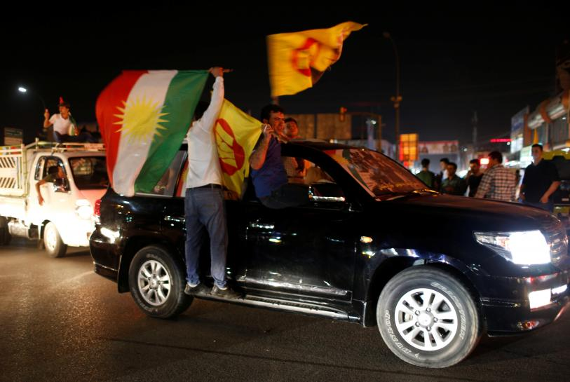 Iraq refuses to discuss Kurdish independence after referendum https://t.co/cZTdGhkhGF https://t.co/JZZEfmCAxn