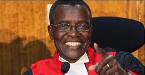 Chief Justice David Maraga greeted by thunderous cheer in Tanzania