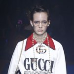 Why This Gender-Neutral Model Is the Breakout Star of Milan Fashion Week