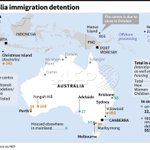 First refugees leave Australia's Pacific camps for US