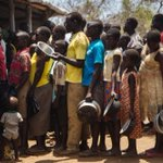 S Sudanese refugees protest ration cuts