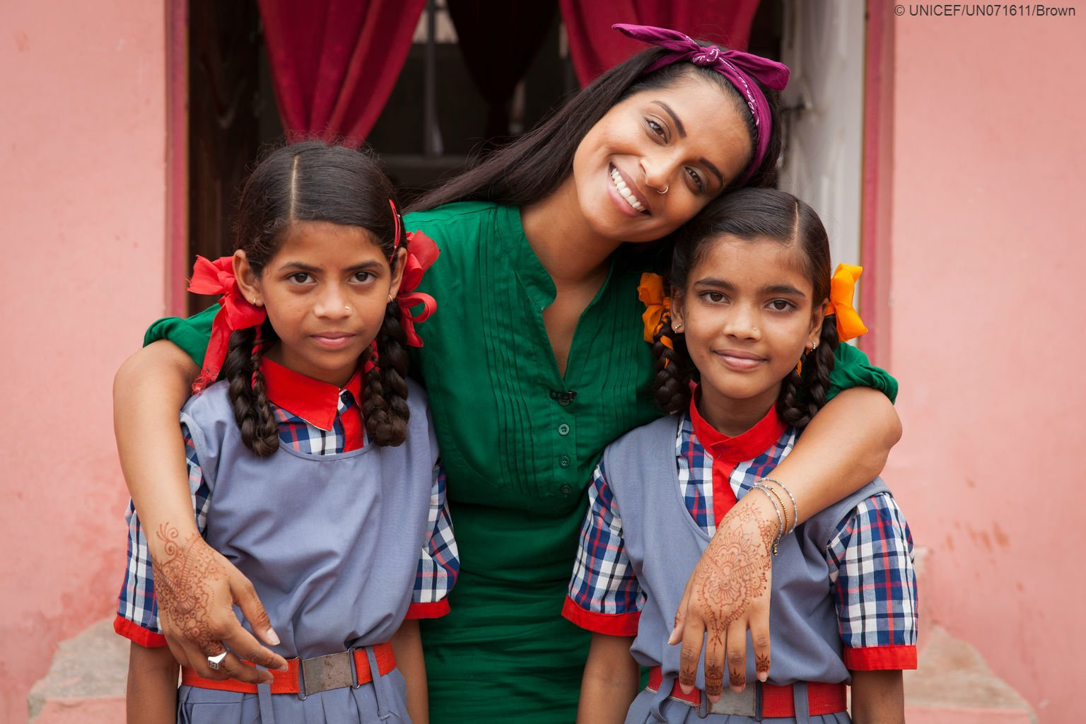 Happy birthday to our newest Goodwill Ambassador @IISuperwomanII.   Thank you for empowering girls around the �� https://t.co/GpfqdMVViL
