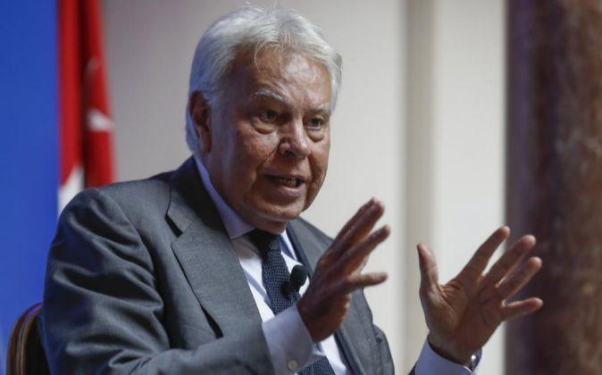 Felipe González insinúa que él habría utilizado el artículo 155 para f...