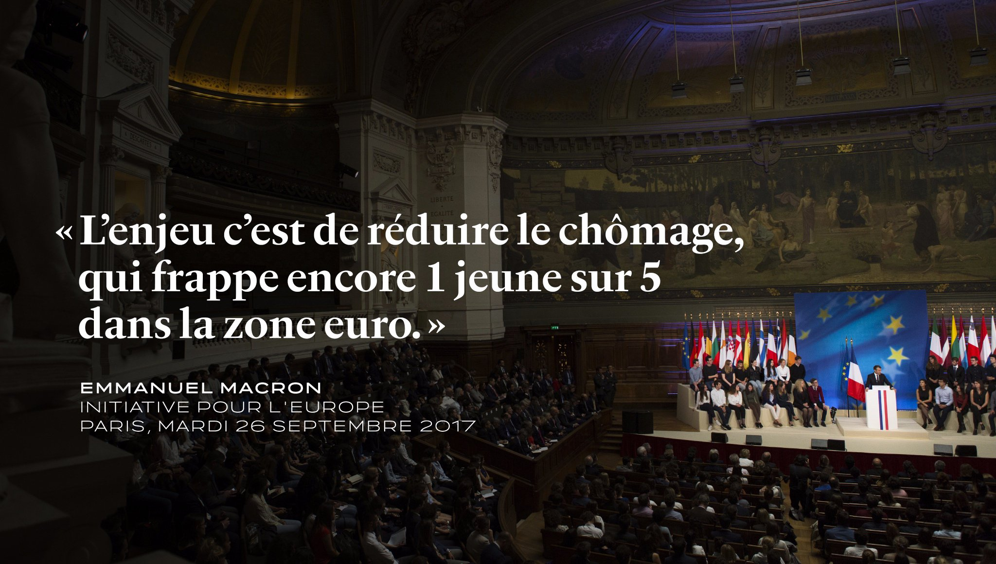 Nous avons besoin d'une stratégie économique d'ensemble. #InitiativeEurope https://t.co/L0mIkqoRLA
