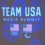 Winter Olympic Athletes at Olympic Summit