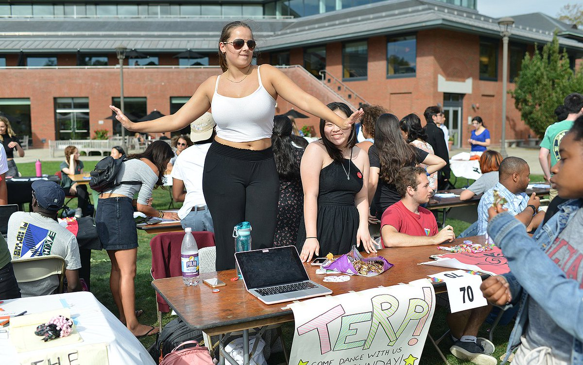 test Twitter Media - Student Groups Fair Showcases Wesleyan's Broad Range of Organizations https://t.co/b3StTmuHhh https://t.co/7wFNE1Ftuo