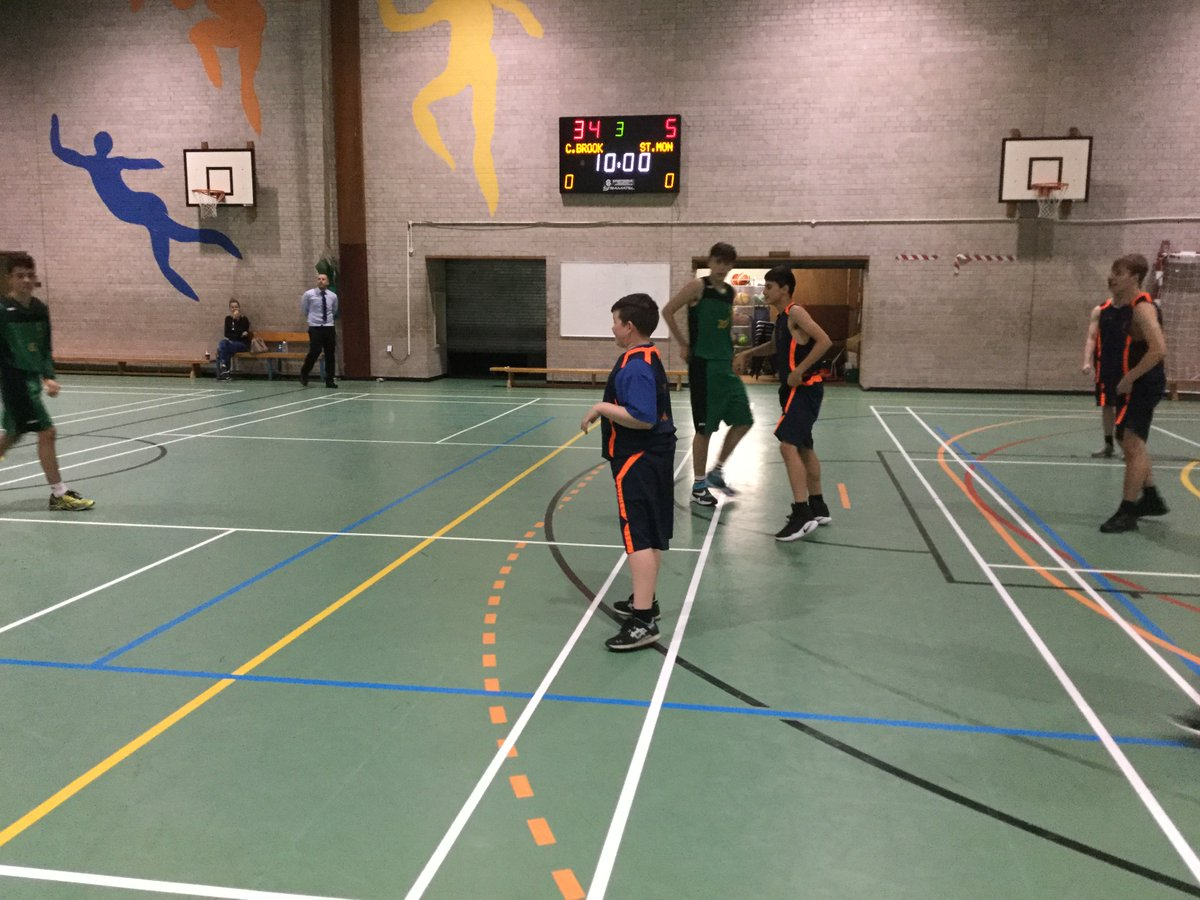 test Twitter Media - Well done to the u16s basketball team who beat @stmonicas 43-7 https://t.co/tgJIEYvxux