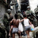 'Classic Rio Gangster Battle' Leaves Brazil Favela in State of Siege