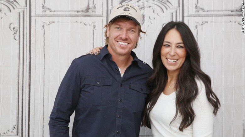 Chip and Joanna Gaines announce the end of their HGTV series 'Fixer Up...