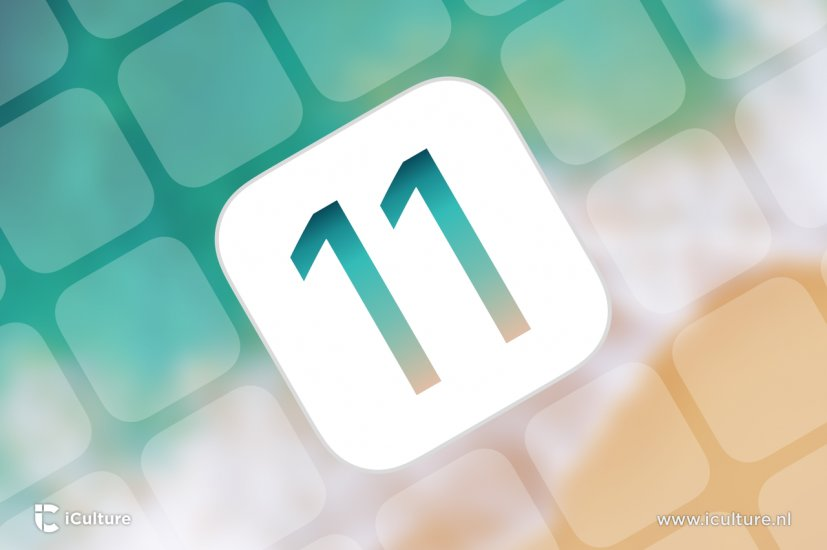 iOS 11.0.1 nu te downloaden: Apple brengt bugfix-update voor iOS 11 ui...