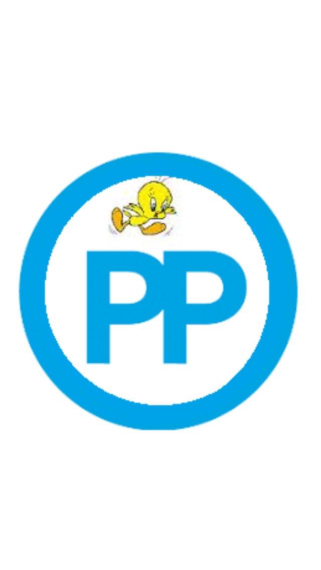 Proposo que el @PPopular @PPCatalunya  utilitzin aquest nou logo... Trobo que els escau molt!! https://t.co/GGMoIAPElk