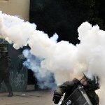 Kenya police tear gas protests over electoral commission