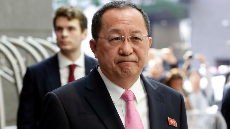 U.S. imposes more sanctions on North Korea