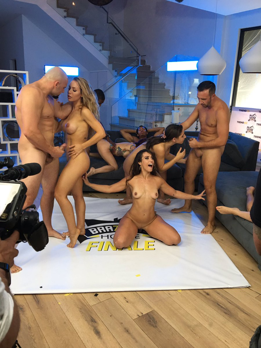 Who's ready for the epic #BrazzersHouse 2 finale? XyoyU9zKaO