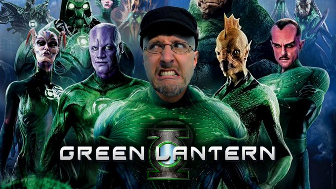 RT @ChannelAwesome: Green Lantern - Nostalgia Critic - https://t.co/LbbnHVnNBP now on CA. https://t.co/JdNJdutj8E