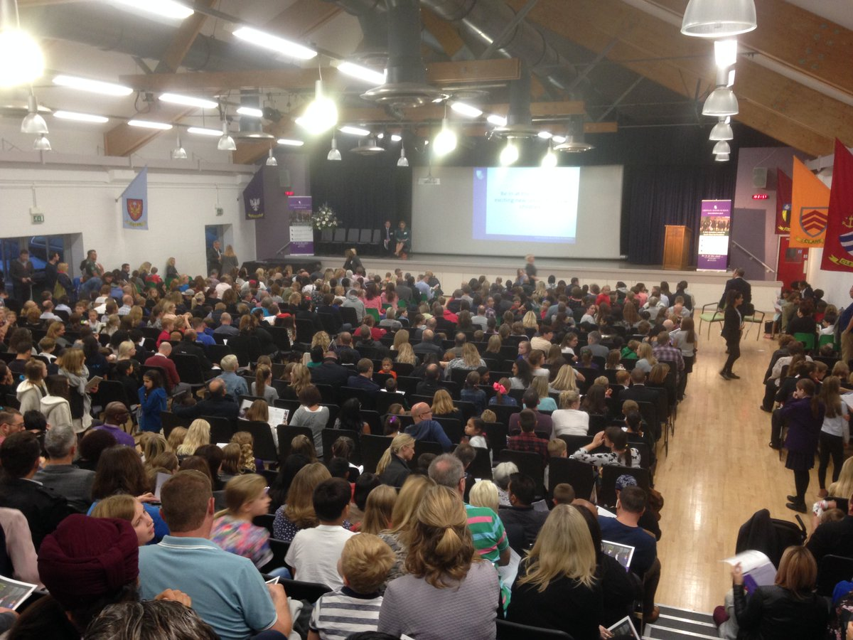 An unprecedented turn out at our Open Evening tonight. If you missed out, this link will help you find out more: https://t.co/2seFfuCxUA https://t.co/0wwUzh6z07