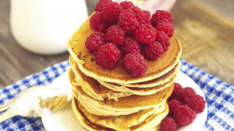 RT @DrOz: Happy #NationalPancakeDay - this is a family favorite in our house: https://t.co/CXUBW4Jrrk https://t.co/OrWQvJXYDi