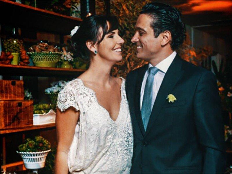 Glenda Kozlowski. Foto do site da RD1 que mostra Convidados faltam ao casamento de Glenda Kozlowski por motivoinesperado