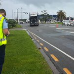 Illegally parked truck causes two car crash in Whanganui