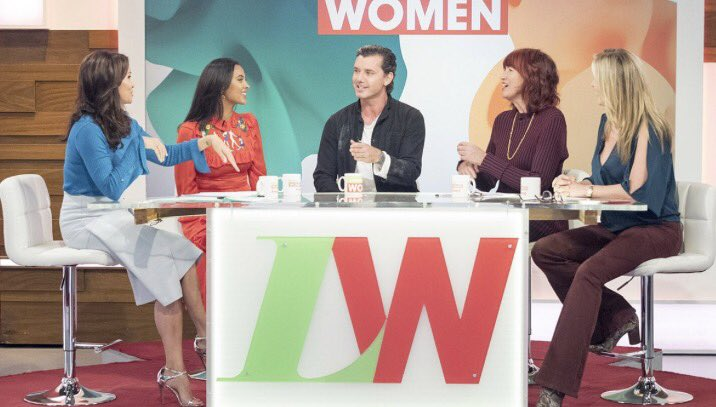 Thank you @loosewomen for having me on the show https://t.co/vw1NCllxdS