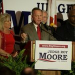 Conservative firebrand defeats Trump pick in Alabama primary for U.S. Senate