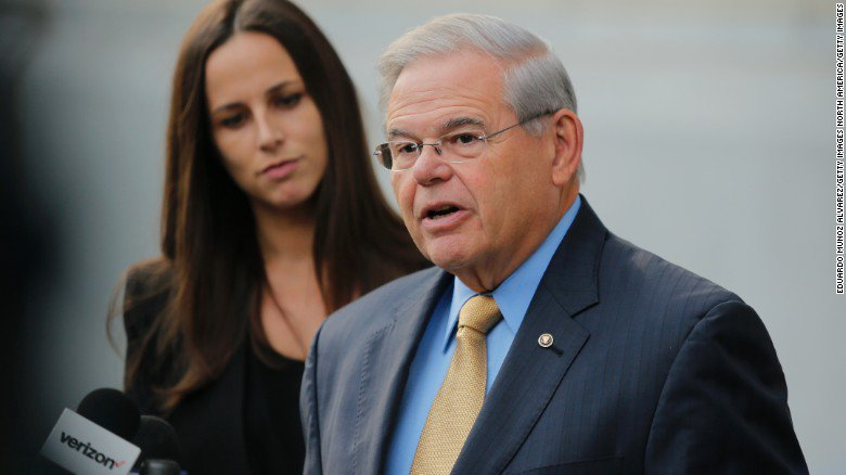 Menendez defense team seeks to undercut theory of corrupt intent