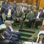 Ugandan MPs exchange blows in parliament