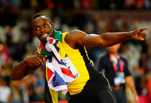 Donald Trump drags Usain Bolt into anthem row